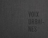 Voix urbaines