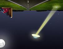 Tweet The UFO