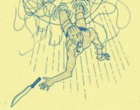 Blue [Illustrations]