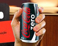 Coca-Cola Zero Display