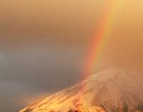 Volcanic Rainbow