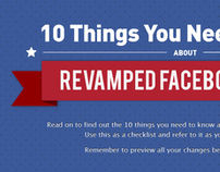 10 Things You Need to Know About Revamped Facebook Page