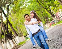 Debbie & Antonio • Engagement Photoshoot