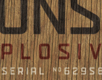 Bronson Typeface
