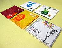 Coletânea Bahia Music Export