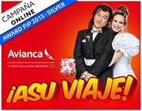 Avianca - AWARD FIP 2015 - SILVER