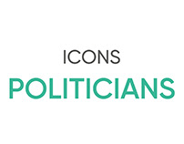 Icons: Politicians