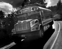 CentroAmerica in autostop