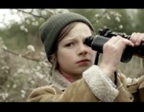 Clip from short film Waxwings
