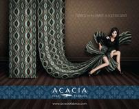 Acacia Fine Fabrics Print