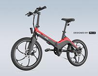 E-bike design