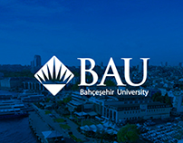 Bahcesehir University - Photography