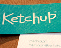 Ketchup Branding (live project)