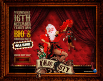 Bio Agency - Xmas invite :)