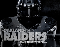 Oakland Raiders rebranding proposal
