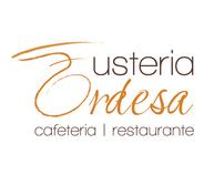 Identity Fusteria | Restaurante Ordesa Spain
