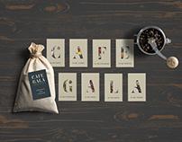 Cafe Cala Rebranding