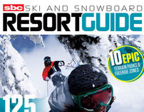 SBC Resort Guide Magazine