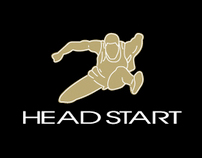Head Start (Publishing) - Logo & Stationery Design