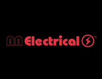 AA Electrical (Electrician) - Logo & Stationery Design