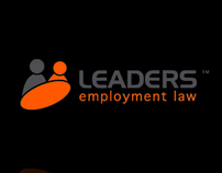 Leaders (Employment Law) - Logo & Stationery Design