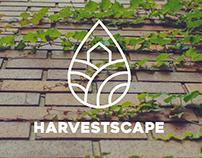 HarvestScape Branding & Identity