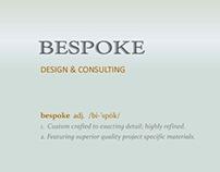 Bespoke's Professional Profile