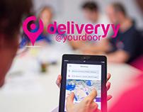 Deliveryy – delivery platform for Kuwait