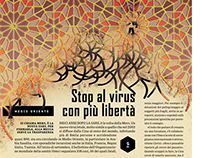 Wired Italia - Various Columns 2013