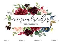 Floral Portfolio