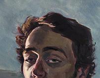 Self-Portrait with Apron