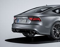 Audi RS7 Studio - CGi