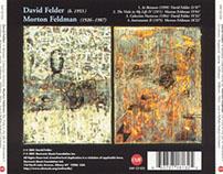 Morton Feldman / David Felder