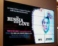 Viacom Film Screening: To Russia with Love
