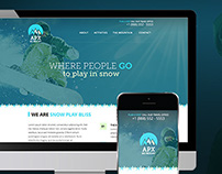 museGrid Template - APX Ski Resort