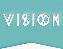 VISION MAGAZINE // editorial & layout design
