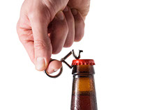 Stickman Bottle Opener