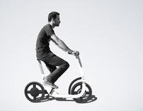 Velec tourist bike