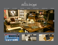 Mix:HOME Website