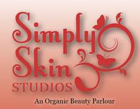 Simply Skin Studios Rebrand