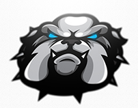 Dawgs mascot logo [SOLD]