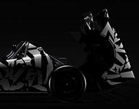 Exterior Design of a Race Car: Silvermine 11SR