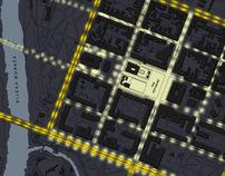 Lighting master plan for Podgorica