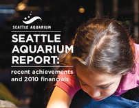 Seattle Aquarium Annual Report