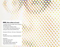 MML [Micro/Macro/Lines] - Art Work