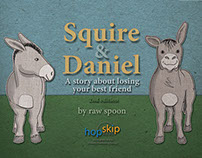 Squire and Daniel, kids book