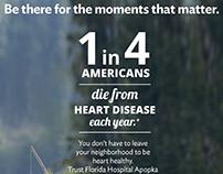 Florida Hospital Apopka   Cardiac Campaign