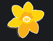 Daffodil Day Cancer Society charity work