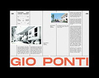 Villa Planchart by Gio Ponti – Editorial.