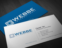 Webbe Business Cards